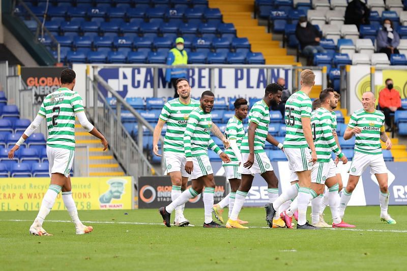 Celtic are in excellent form