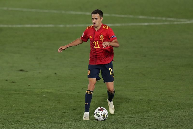Sergio Reguilon keen to play first-team football wherever he goes