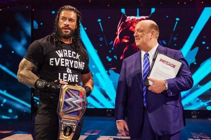 Is WWE trying to make Roman Reigns the next Brock Lesnar?