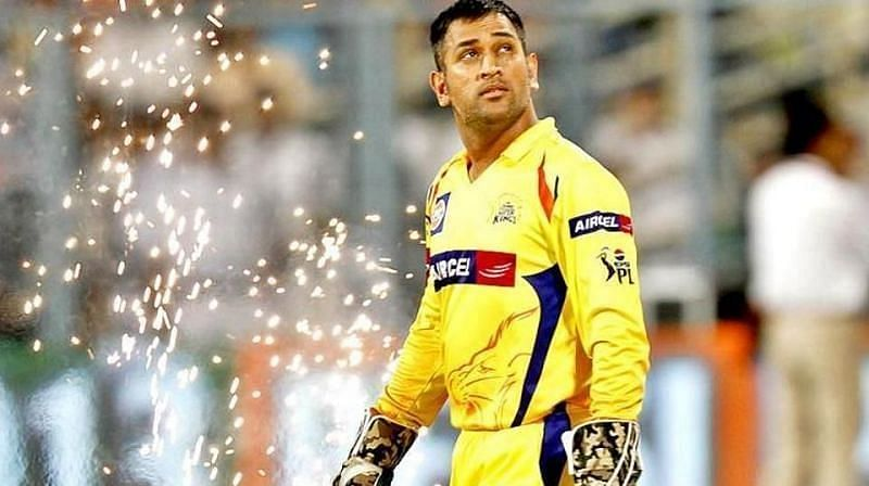MS Dhoni might have plenty on his plate as the Chennai Super Kings captain in IPL 2020