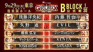 G1 Climax 30 B Block delivers a solid yet unspectacular show following the fantastic Night 5 action.