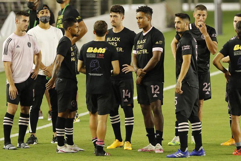 Inter Miami take on Atlanta United this week