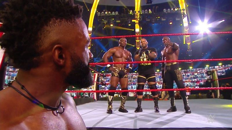 Has Cedric Alexander joined The Hurt Business?