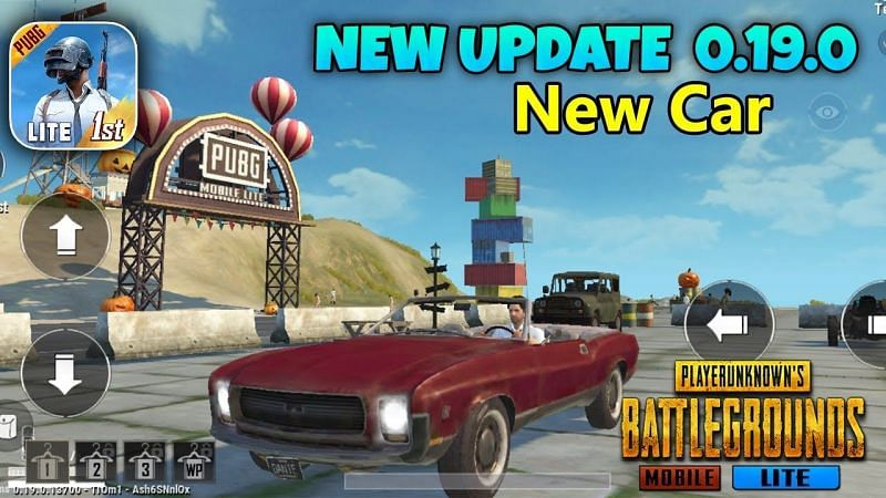 The 0.19.0 update of PUBG Mobile Lite arrived on 17th September and brought a new mode, new vehicles and other changes (Image Credits: Techzamazing / YouTube)