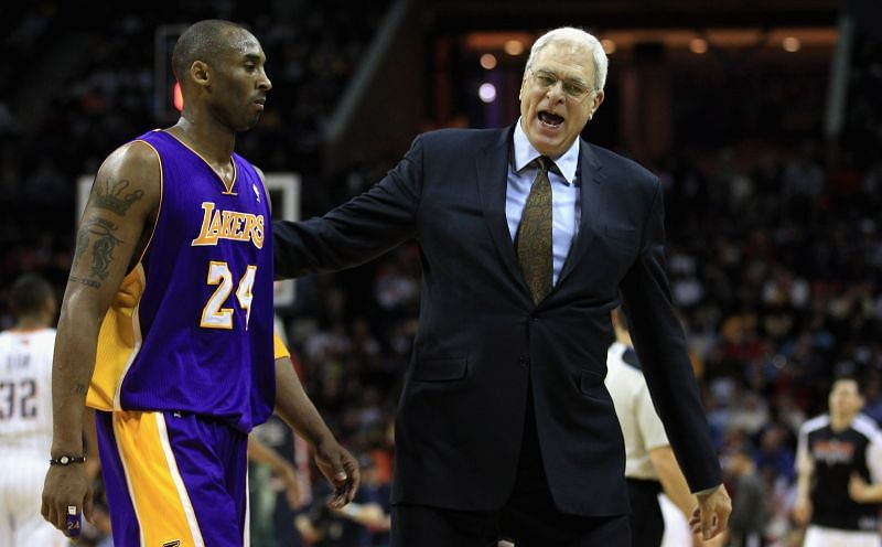 Phil Jackson is regarded as the greatest LA Lakers head coach