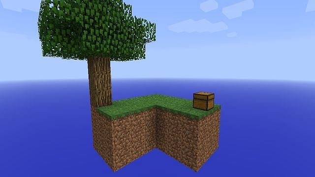 Skyblock (Image credits: MinecraftMaps)