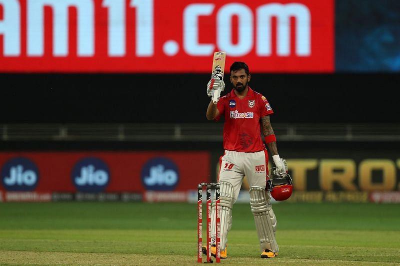 KL Rahul took full advantage of Kohli
