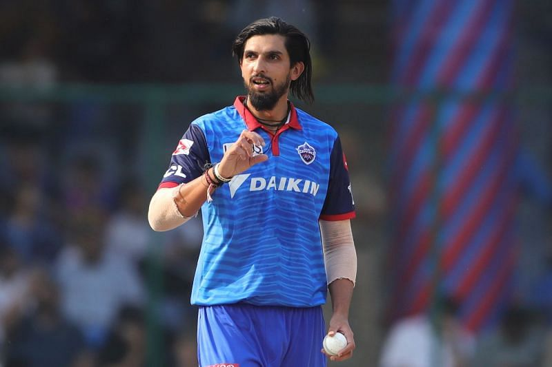 Ishant Sharma is set to miss a couple of IPL games after suffering a back spasm (Image Credits: Sportzwiki)
