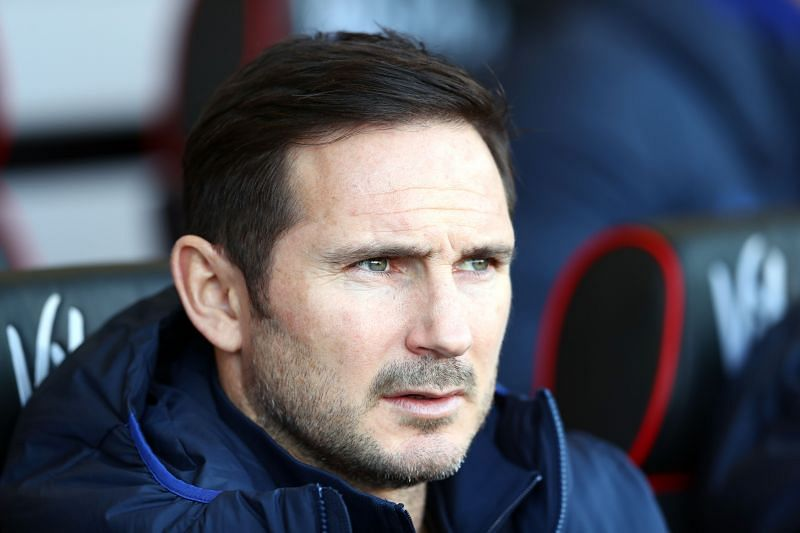 Frank Lampard and Chelsea face a tricky outing away from home