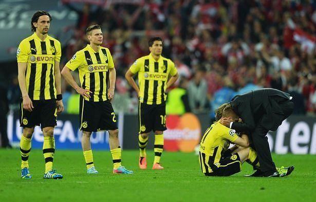 The Champions League final defeat to Bayern Munich in 2013 did not taint Jurgen Klopp