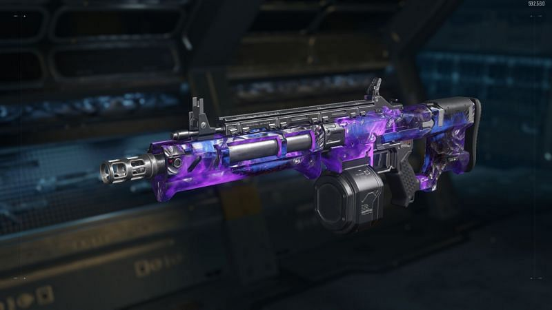 Should Black Ops Cold War Feature A Dark Matter Type Skin