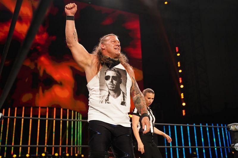 Chris Jericho has made AEW his home