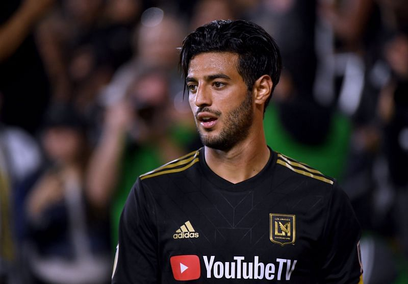 Carlos Vela is one of the Los Angeles FC stars but he will be missing from this match