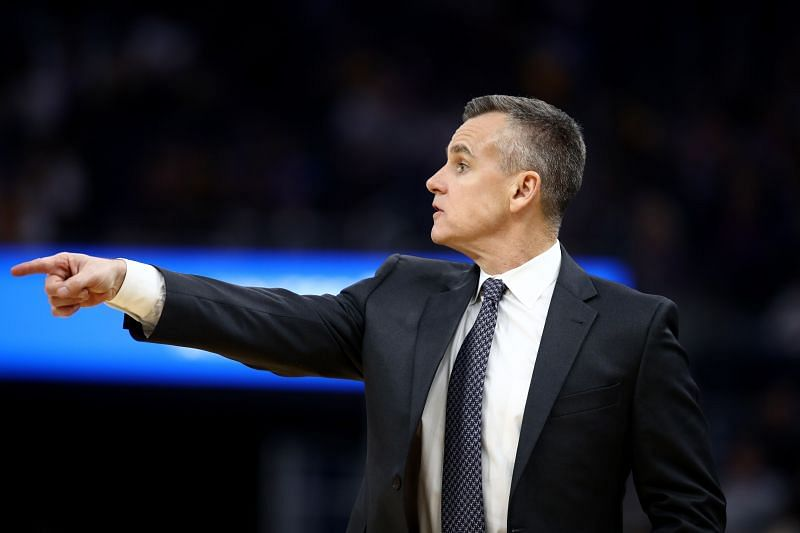 Billy Donovan was signed by OKC Thunder on a 5-year deal