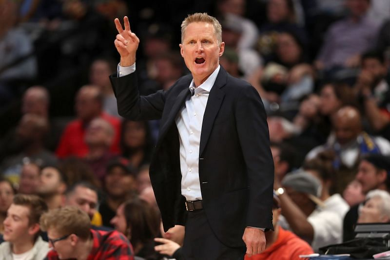 Kerr has won three championships with GSW