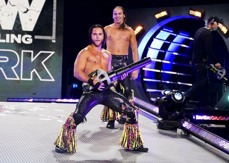 The Young Bucks are true entertainers