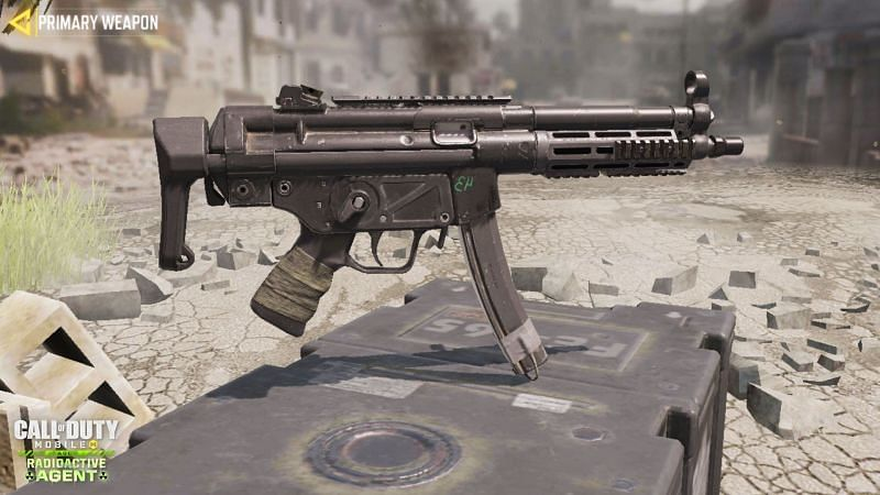There are weapons in COD Mobile that simply outclass some of the other options (Image Credit: Activision)