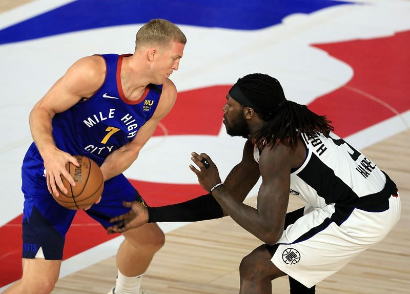 Montrezl Harrell could be the cornerstone of the Minnesota Timberwolves