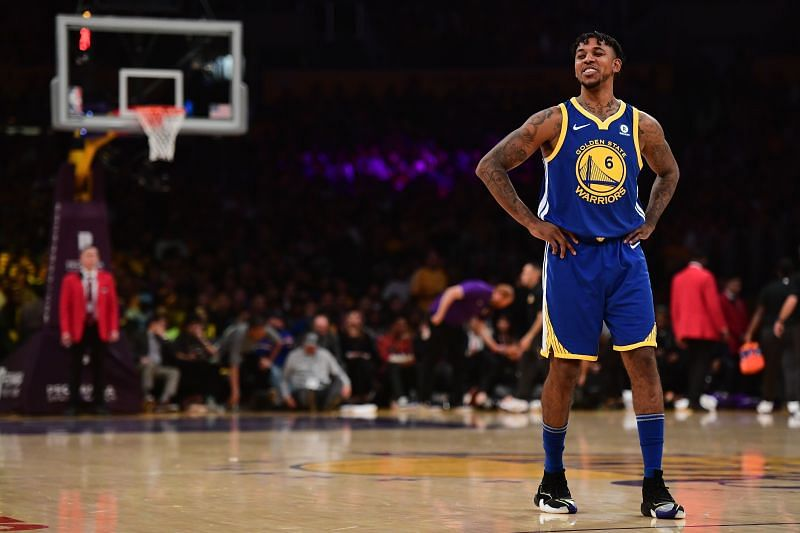Nick Young was a part of the 2017-18 Golden State Warriors team