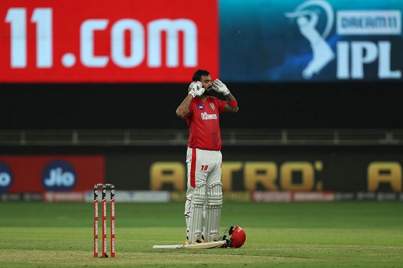 KL Rahul scored more runs than the entire Royal Challengers Bangalore team last night in IPL 2020 (Image Credits: IPLT20.com)