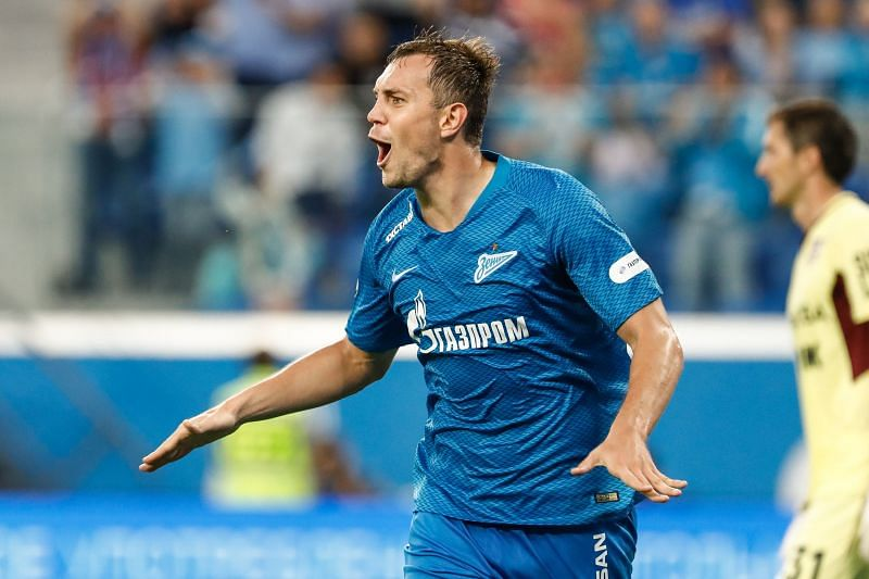 Zenit Saint Petersburg is in excellent form