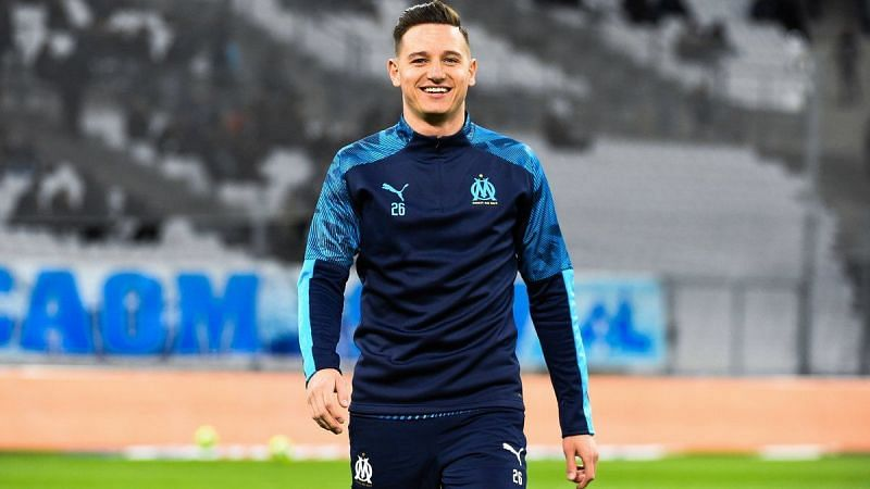 Marseille run the risk of losing their star midfielder Florian Thauvin for free next year.
