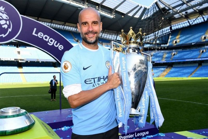 Pep Guardiola is one of the most successful managers in world football.