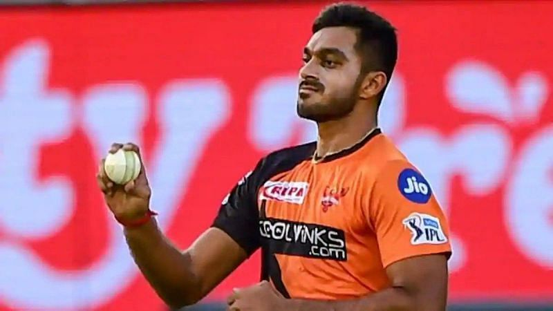 Vijay Shankar wants to make a bigger contribution to SRH and share the burden of the bowling attack