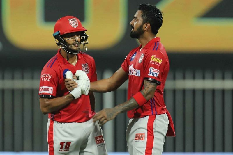 Mayank Agarwal(L) and KL Rahul(R) have been in great form this season. (Image Credits: IPLT20.com)