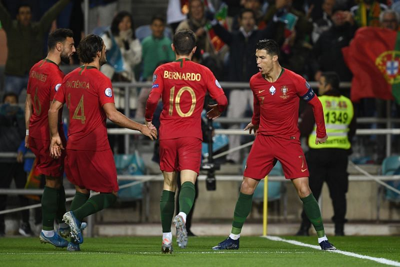 Portugal are a very strong side