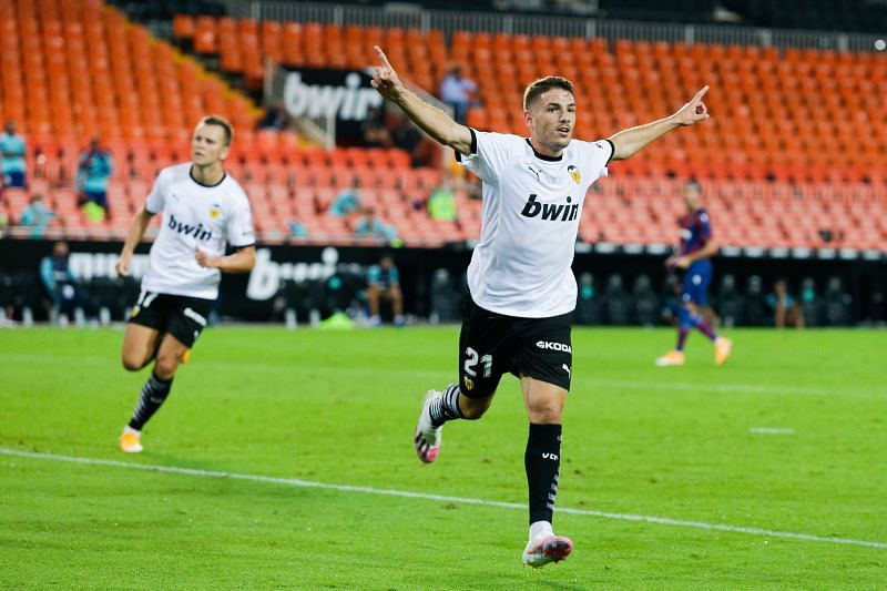Valencia take on Huesca this weekend