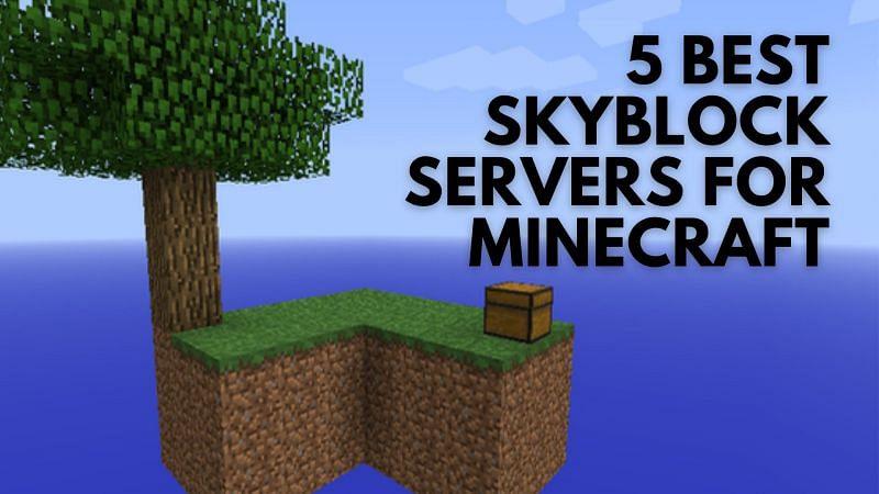 5 best Skyblock servers for Minecraft