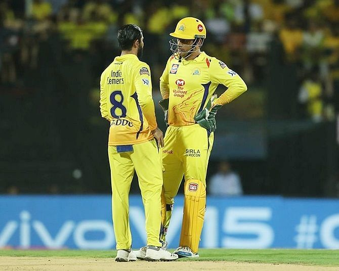 Dhoni and Jadeja will be key figures in a Super Over for CSK.