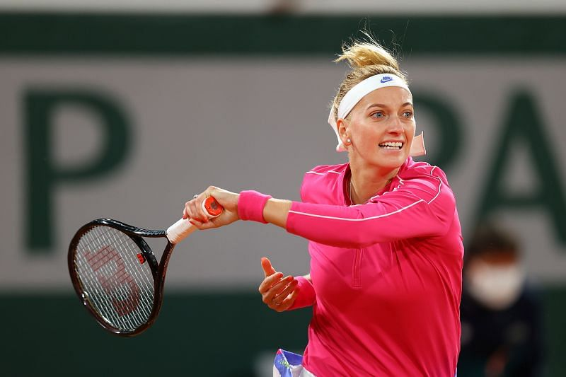 Petra Kvitova will look to be the aggressor in this match