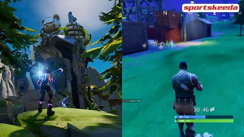 Graphics have drastically changed in Fortnite over the years
