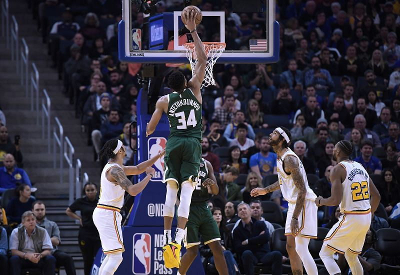 NBA Trade Rumors: A lot of speculation surrounded Giannis Antetokounmpo and his future with the Milwaukee Bucks
