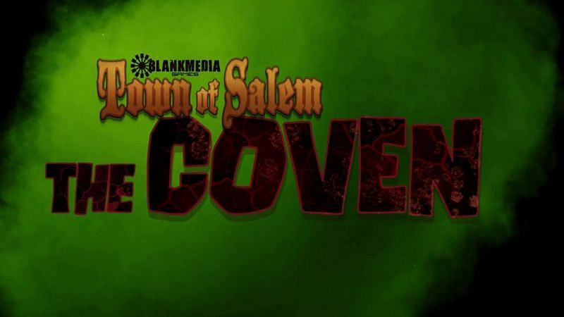 Town of Salem - The Coven. Image: BlankMediaGames (YouTube).
