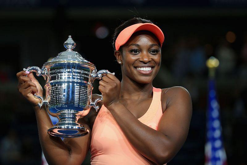 Sloane Stephens won the US Open women