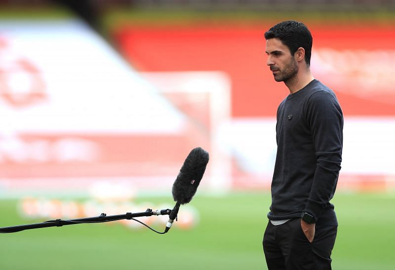 Mikel Arteta has made his mark on Arsenal after signing on as manager