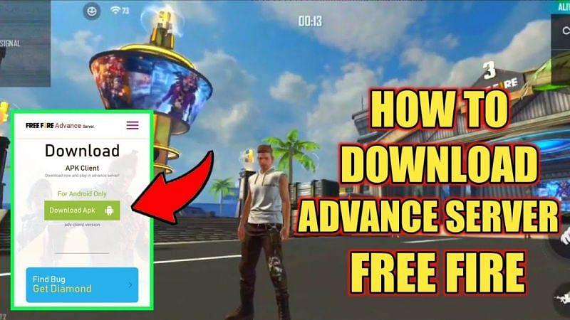 How to download Free Fire OB24 Advance Server (Image Credits: Mr. Dainik)