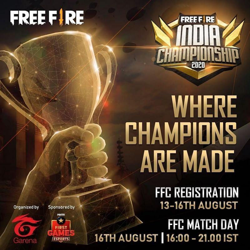 Free Fire India Championship 2020 में हुआ विवाद