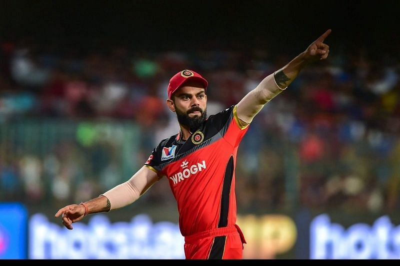 Virat Kohli has asked his RCB teammates to focus on quality rather than quantity. Image Credits: New Indian Express