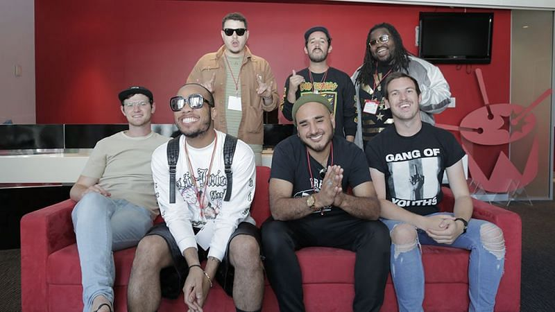 Anderson Paak and The Free Nationals (Image Credits: ABC)