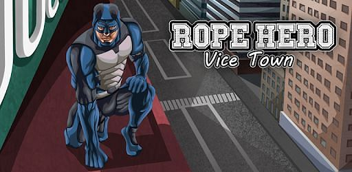 Rope Hero: Vice Town. Image: Google Play.