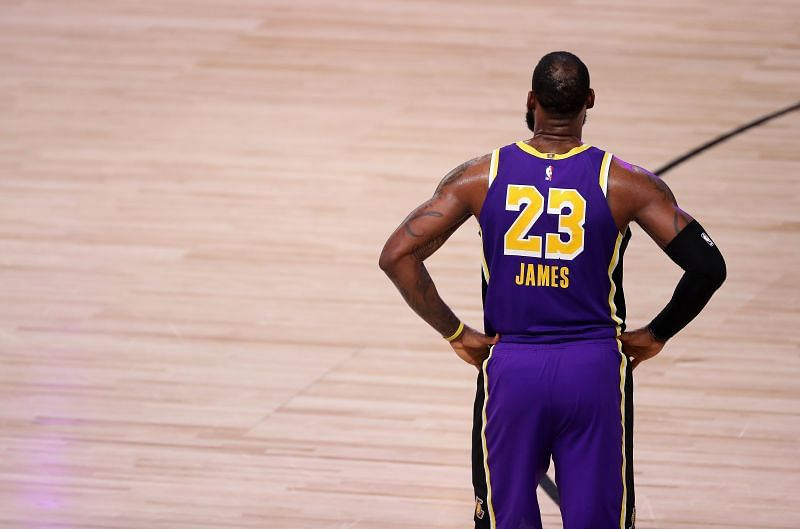 LeBron James will have to be at his best for the LA Lakers in Game 2