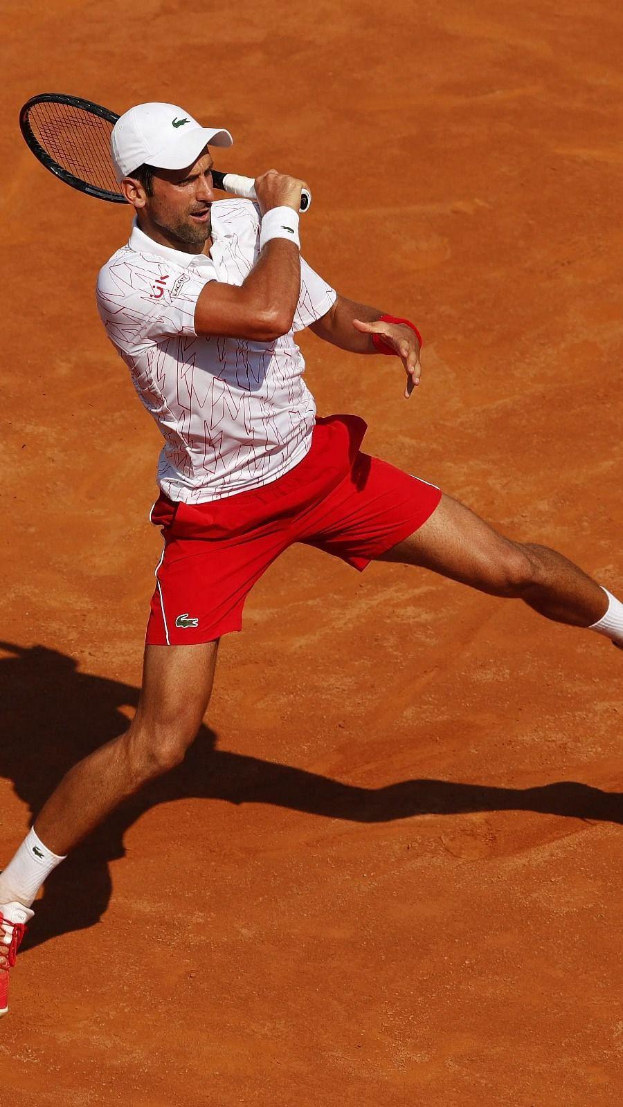 Rome Masters Novak Djokovic Vs Filip Krajinovic Preview Head To Head Prediction Italian Open 2020