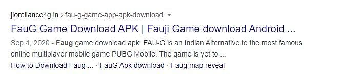 One such fake APK file circulating on the internet