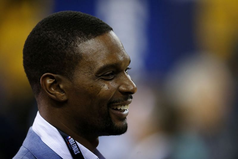 Chris Bosh is an 11-time NBA All-Star and two-time NBA champion.