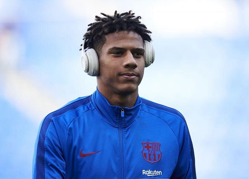 Jean Clair Todibo of FC Barcelona