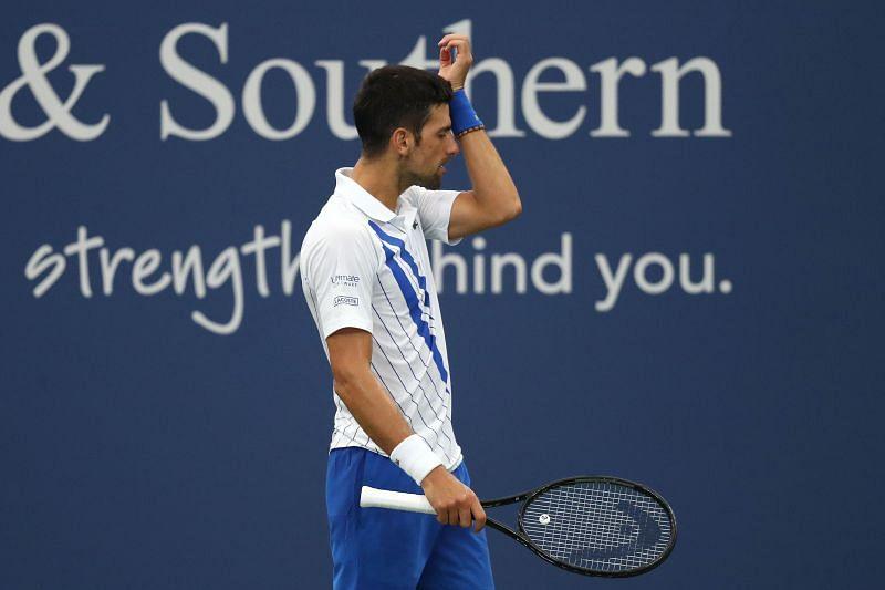 Novak Djokovic resigned as the President of the ATP Players Council